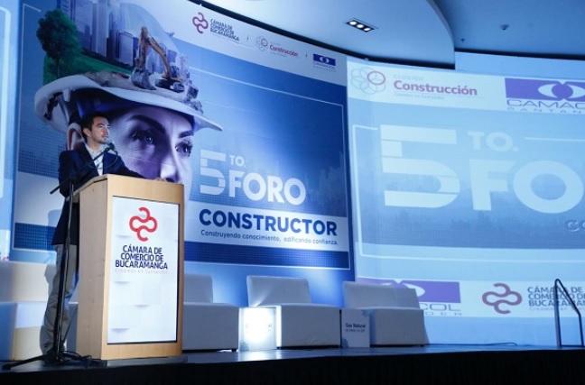 """FINALIZÓ DE MANERA EXITOSA EL 5 FORO CONSTRUCTOR DE LA CCB: """"CONSTRUYENDO CONOCIMIENTO, EDIFICANDO CONFIANZA"""""""